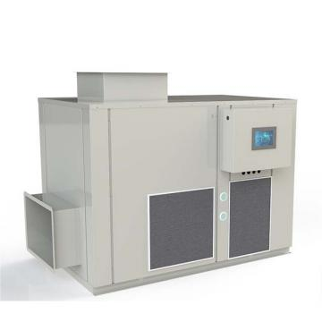 Microwave Continuous Tunnel Type Tray Tunnel Dryer