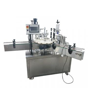 High Precision Perfume Spray Small Bottle Liquid Filling Capping Machine